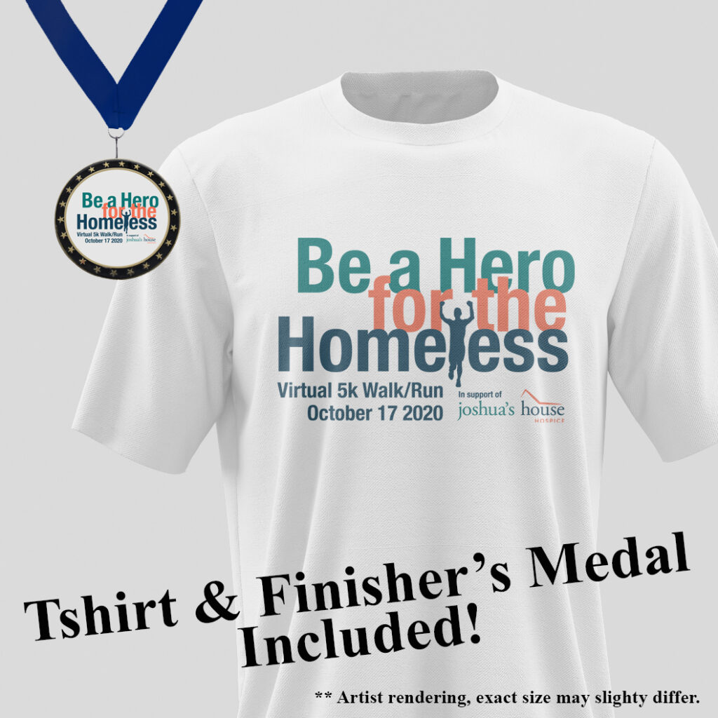 Tshirt and Medal